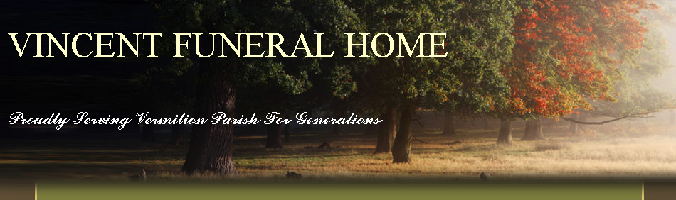 VINCENT FUNERAL HOME